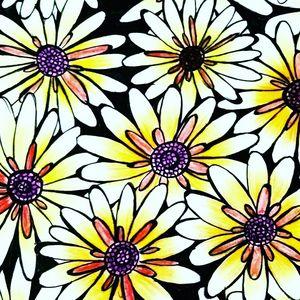 yellow blossom art
