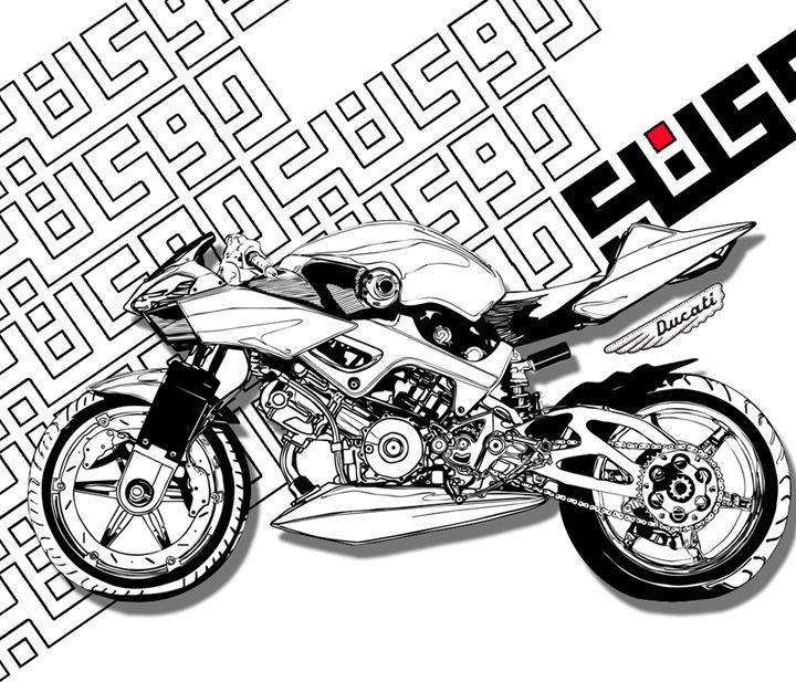 Ducati 1 - Mimie M