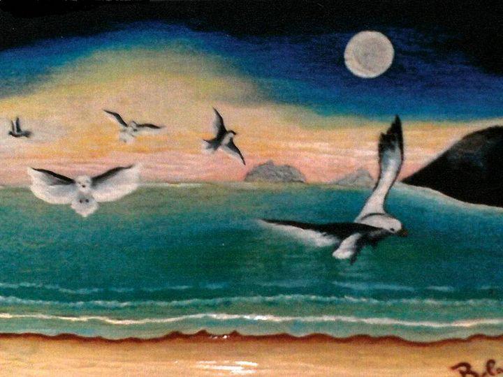 Flight of Birds - Amabelle - Bela Vieira