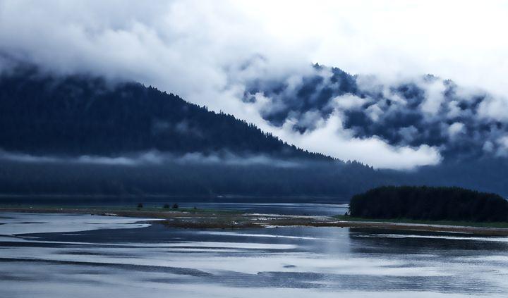 Alaskan Smoky Mountains - Stacia Morrison