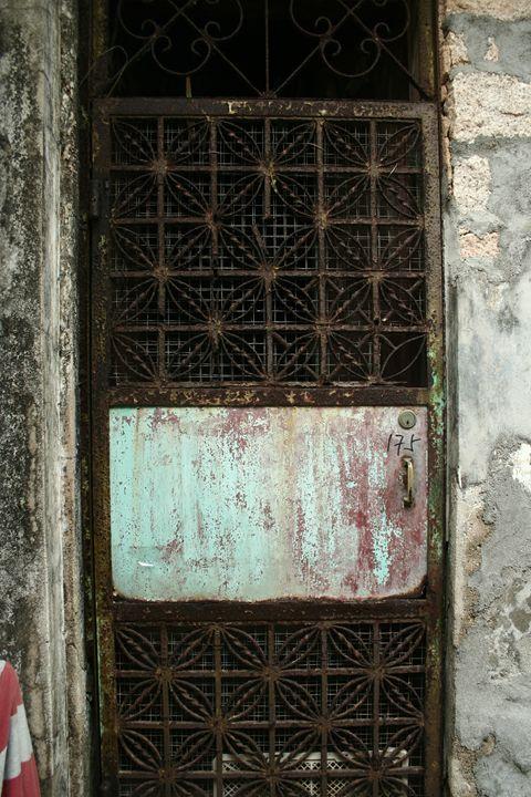 Vintage Gate - ZeroMosquito