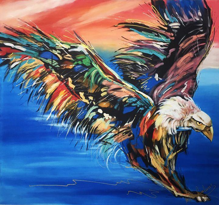 Eagle - Paul van Rensburg