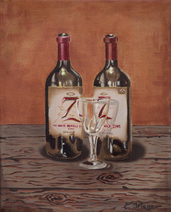 Seven - Erick Ortega Art