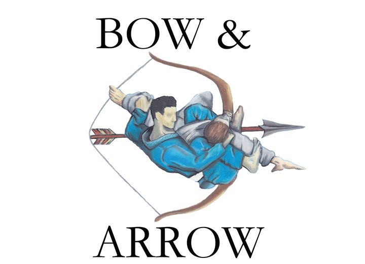 Bow & Arrow - Erick Ortega Art