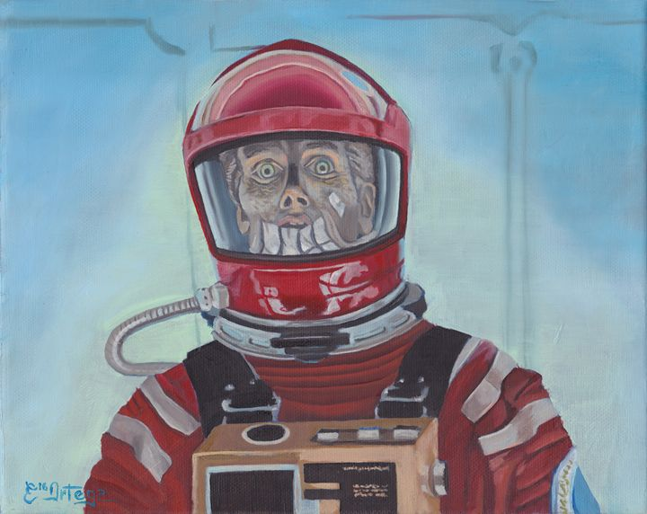 The Mystery - Erick Ortega Art