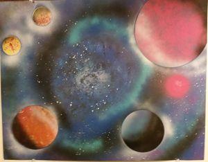 Galactic Wanderer