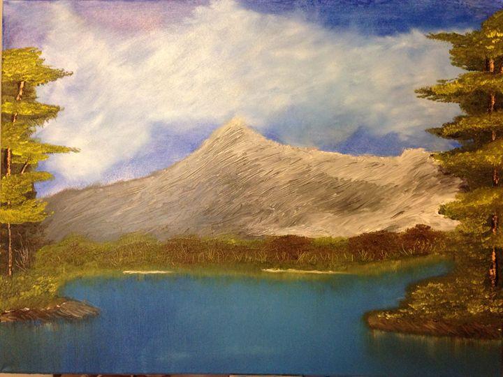 Mill lake from Ningazia Balance book - J J burch