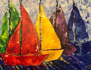 """""""Sailing """""""
