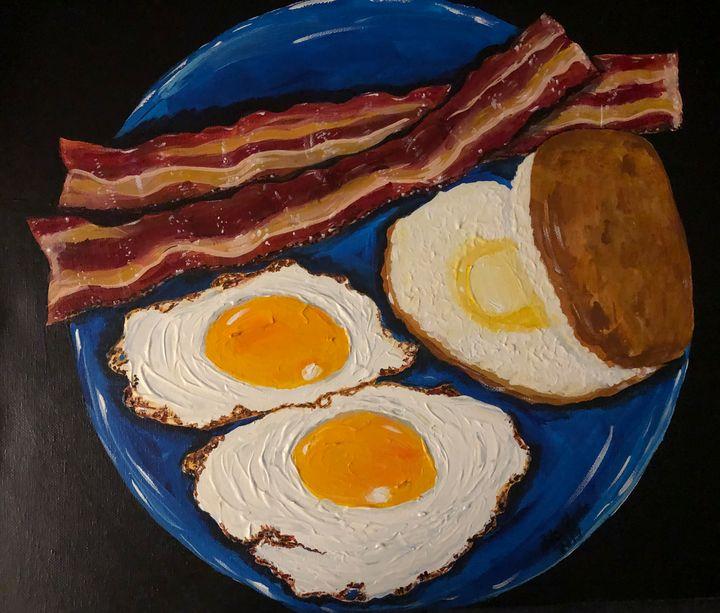 Hearty breakfast - Rita Gallery