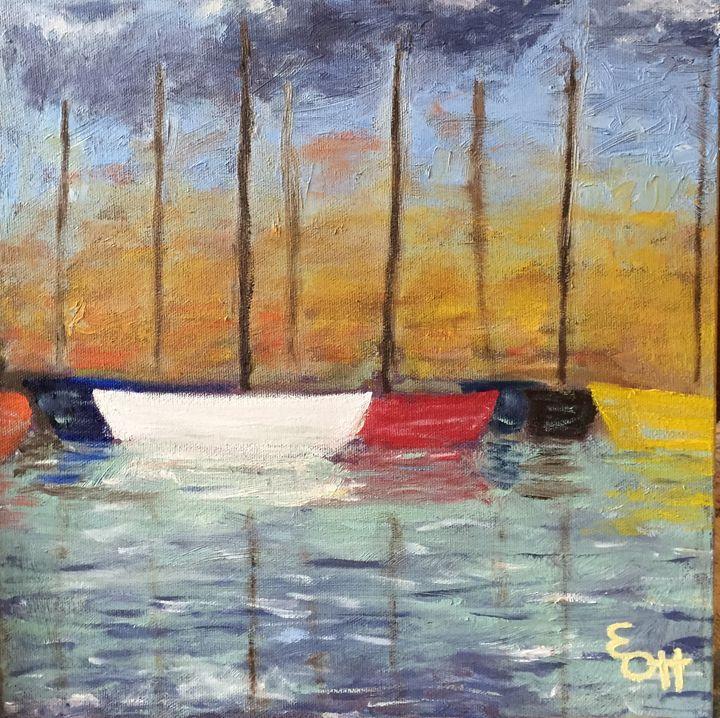 Docking - Elena Ott