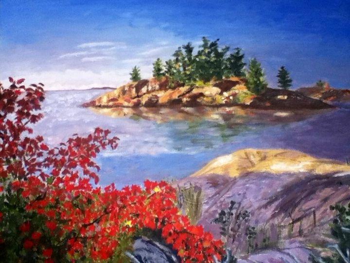 """""""Autumn"""" - Elena Ott"""