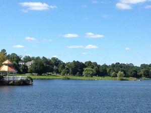 Lake photograph