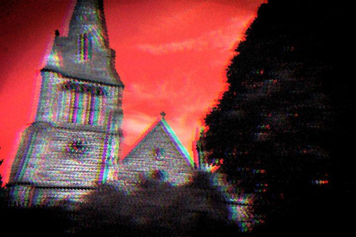 Cursed Church - Jacob Moore