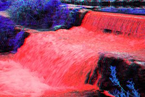 Paranoid Waterfall