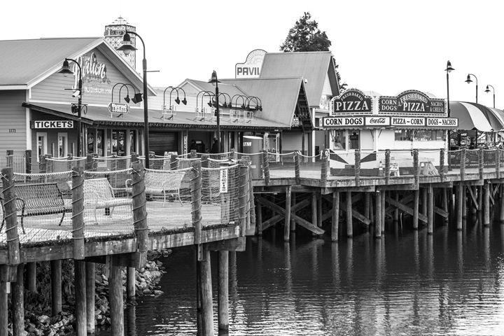Myrtle Beach Pavilion Nostalgic - PhotogNinja