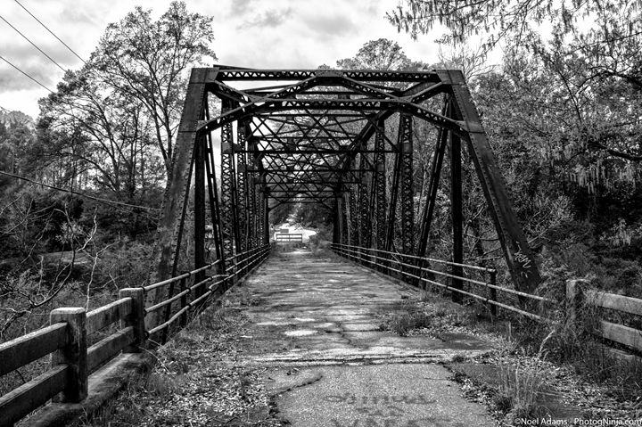 Old Dunham Bridge #2 - PhotogNinja