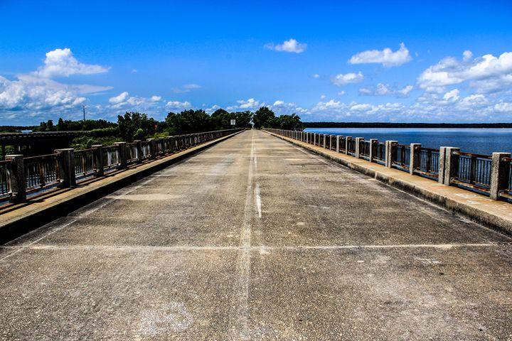 Old Highway 301 Bridge - PhotogNinja