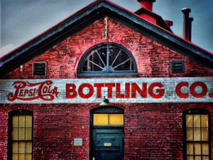 Pepsi-Cola Bottling Co. Danville, Va