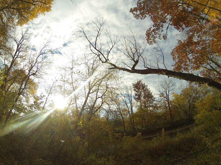 Midwest Sky - Amanda Wu