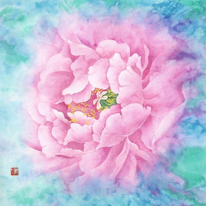 pink furong -  Tina_liu324