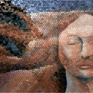 Mother Earth Landscape Mosaic