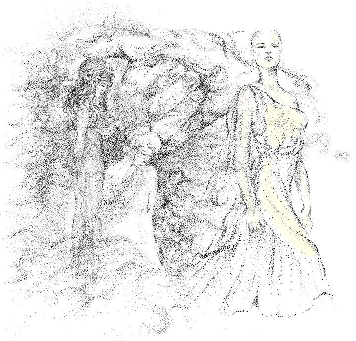 Empowered - Charmaine Paulson Art