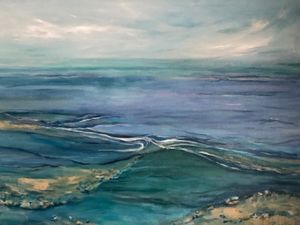 Peconic Bay - Visceral Moment - Zegarek Art