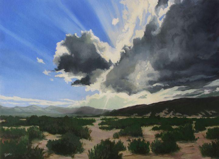 Sunbreak Ridge - JayMcD Artwork