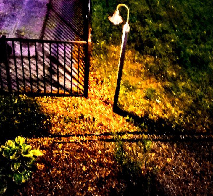 Midnight lantern - Gothem revisited