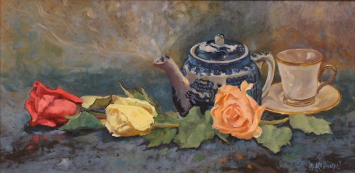 Tea and Roses - Michael McDougall