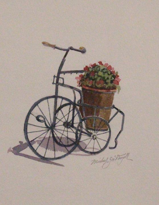 Neighbors Tricycle - Michael McDougall
