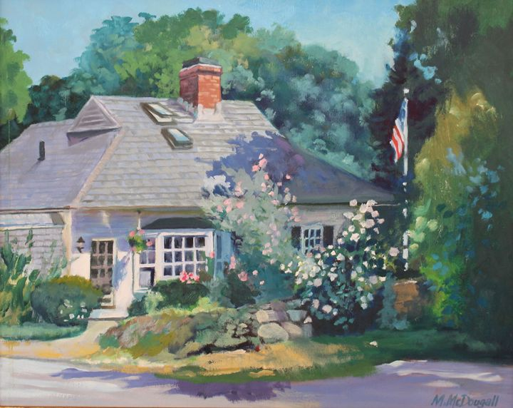 Beverly Cove Home - Michael McDougall