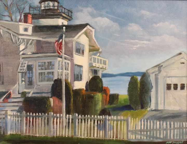 The Admirals House - Michael McDougall