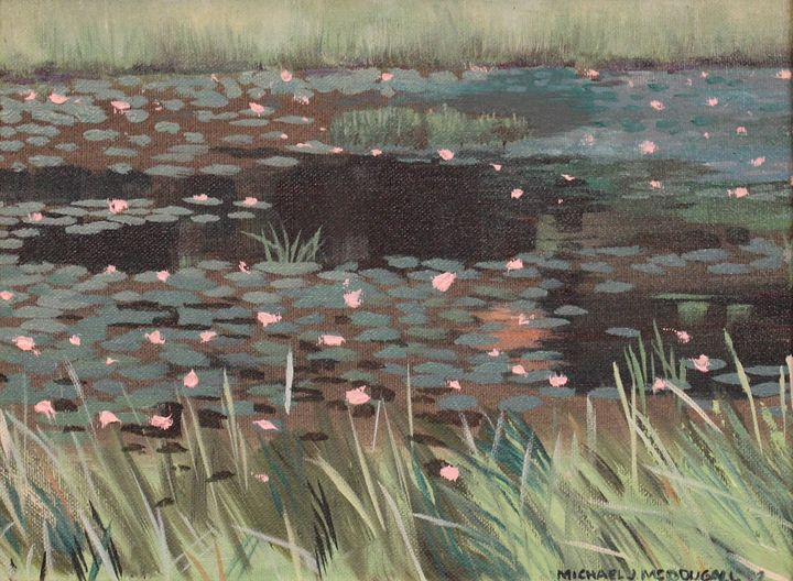 Lilly Pond - Michael McDougall