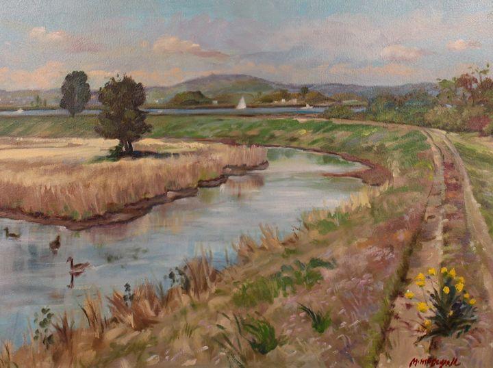 Parker River - Michael McDougall