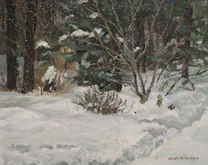 Winter in Wenham