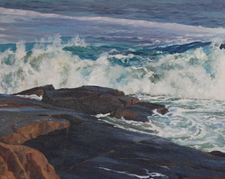 Gloucester Surf - Michael McDougall