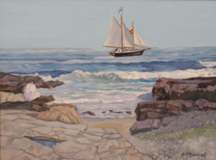 Gloucester Shore - Michael McDougall