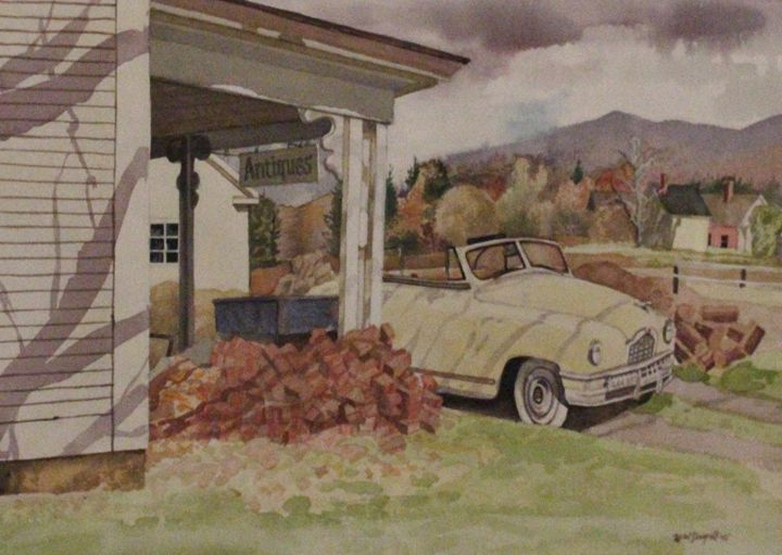 VermontFarm - Michael McDougall