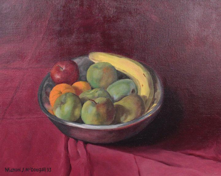 Colleeen's Fruit - Michael McDougall