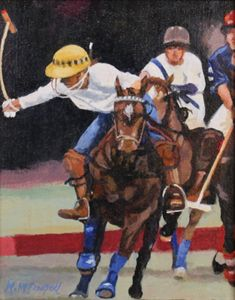 The Polo Fields - Michael McDougall