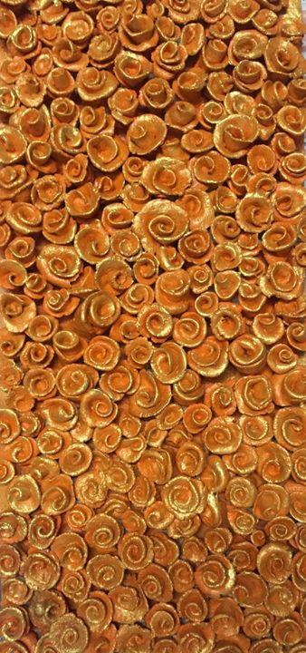 Red Golden Roses -  Replytosuchi