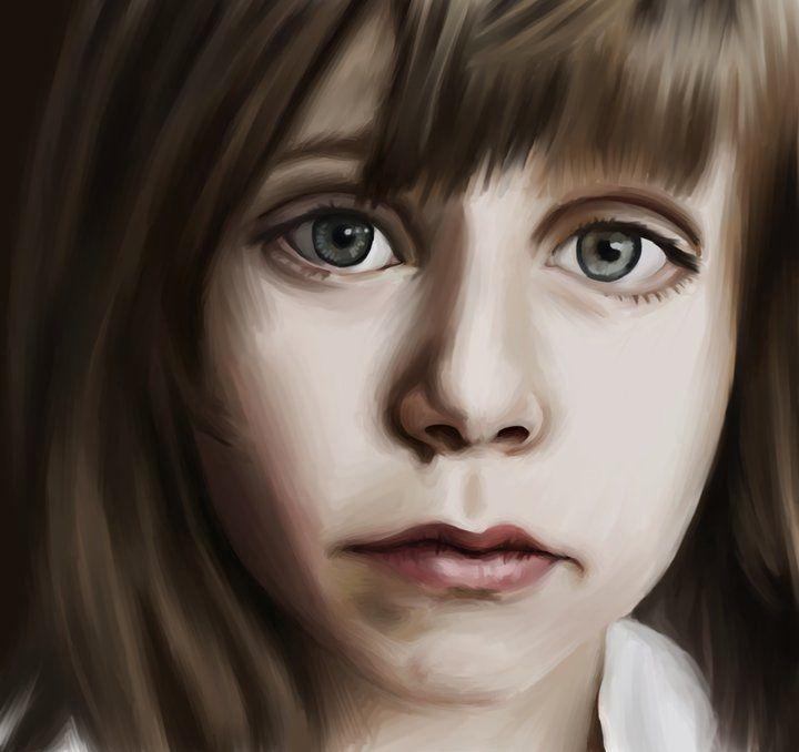 Innocence - Brianna Hanley Art