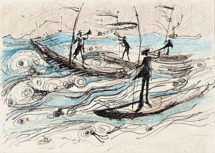 Heralds of the Sea - Irina Oshley