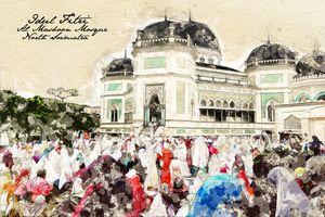 Al mashoon Mosque