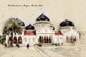 Baiturahman Mosque