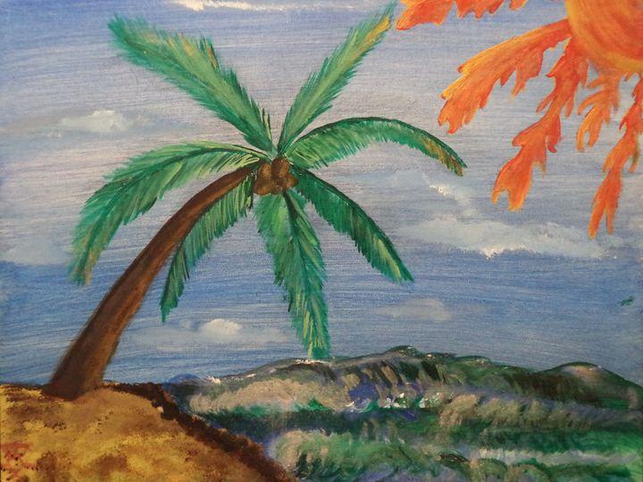 MAUI BEACH - MAUI ISLAND SHELL