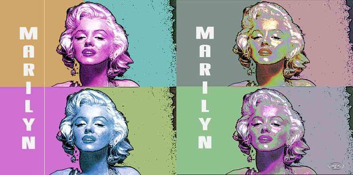 Marilyn - Cordt Holland