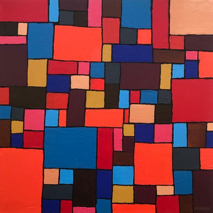 Southwest Cornerstone - Charles Morgan