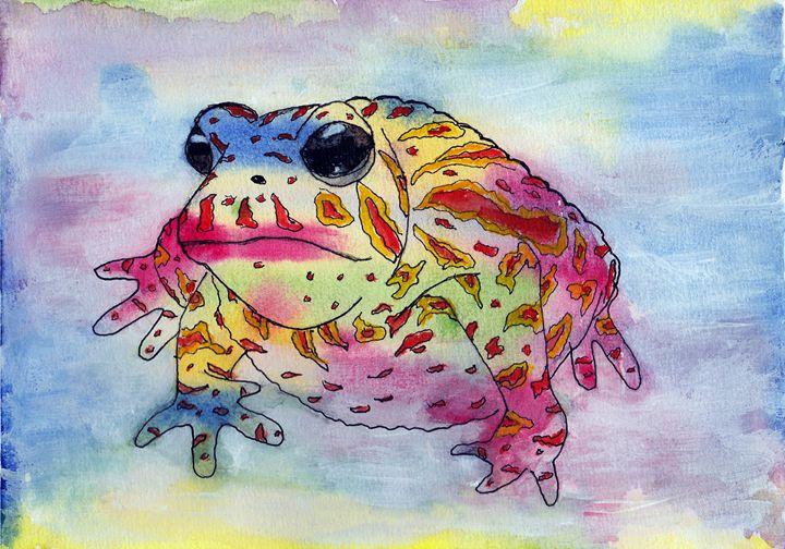 Toad - Linda Ursin